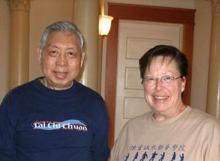 WCC Chen & me